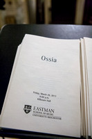 Ossia at Eastman School of Music-March 2013