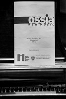 Ossia at Eastman School of Music December 2014