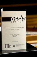 Ossia at Eastman School of Music February 2015